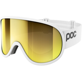 POC Retina Big Clarity Goggles Hydrogen White/Spektris Gold